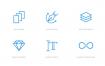 110+个高品质完整的app设计UI源文件设计精品ui设计素材下载