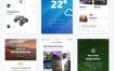 强烈推荐:125个app界面ui设计素材下载Liberty Mobile UI Kit