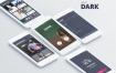 简洁优秀的移动电商app界面设计源文件素材下载