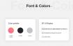 iPhone X移动UI工具包素材下载