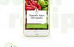 60+有机食品绿色食品手机app界面的高品质高级ui设计素材包下载,提供sketch格式的源文件ui设计素材下载