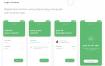 餐饮健康计划控制app界面源文件ui设计素材下载,提供sketch格式的ui设计素材下载