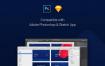 超过120+超级强大的用户界面app设计源文件ui设计素材下载,提供包含psd和sketch格式的ui设计素材下载