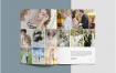 16套简约画册版式设计合集包含PSD源文件打包下载,资源大小1.36GB,包含16套画册设计文件