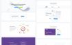 150个高质量小清新网页Web设计服务ui设计元素素材下载(包含psd,xd,sketch源文件格式)