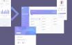 40多页模板精美的UI工具库设计素材下载(含Sketch源文件)