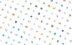 1000个扁平化风格的矢量素材图标下载