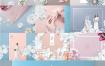 16款高端女王节海报PSD模板 – 资源大小1.79GB,包含psd源文件
