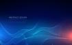 14款科技背景矢量素材EPS源文件打包下载