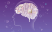 5款大脑科技神经网络创意概念想法点子聪明AI设计素材