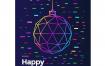 36款欧美几何流体渐变蒸汽波抽象封面H5海报模板AI矢量素材