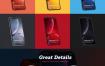 Apple iPhone XR的高分辨率模型高质量素材下载- 提供PSD格式文件