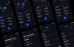 70多个完整的比特币数字货币加密投资组合ui设计素材下载(提供Adobe XD格式下载)