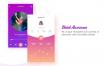 86个多彩时尚小清新app界面ui设计素材下载,提供sketch格式的源文件下载