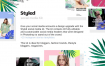 40个媒体banner设计时尚小清新设计素材下载