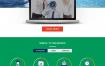 9款web网页设计专题模板电商促销主题PSD素材下载第一季