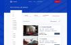 汽车网页设计优质ui设计素材下载