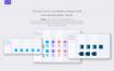 100多个现代简洁优质的app界面工具包精品ui设计素材下载