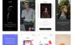 104个现代简洁的电商app界面精品ui设计素材下载