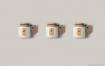 零食品坚果包装袋罐瓶子VI智能贴图样机模板设计展示素材