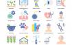60个高级科学图标设计素材下载