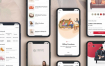 26个简洁文艺的毕业设计家具家居电商app界面设计优质设计素材下载(提供Sketch和Adobe XD格式下载)