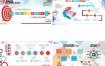 105款企业文化形象墙公司展板海报宣传栏喷绘PSD分层设计模板AI素材