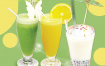 28款港式奶茶饮料果汁店铺宣传单广告海报设计PSD分层素材图片模板图