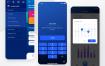 40个清新简洁现代支付应用界面UI设计工具包优质设计素材下载