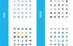 400个高品质像素完美图标设计素材下载