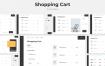 100个精心设计的电子商务UI优质设计素材下载(提供PSD,Sketch格式源文件)