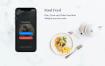 14个美食app界面ui设计优质设计素材下载