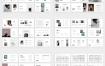 简洁时尚的Powerpoint模板ppt模板素材下载