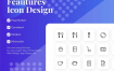 24个厨房图标ui设计素材下载
