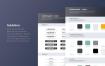 500多个优质的原型设计线框图精品素材下载