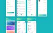 120个简洁清新的钱包应用app设计优质ui设计素材下载(提供Sketch格式下载)