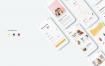 20多社交宠物应用程序UI工具包app界面优质设计素材下载(提供Sketch和Adobe XD格式下载)