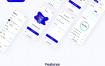 50个用于金融钱包理财iOS应用UI工具包优质设计素材下载(提供Adobe XD格式下载)