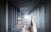 10款空间感科技感未来智能办公商务UI企业PSD素材