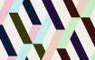20款几何渐变图形元素模板广告海报PSD设计素材