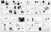 现代简洁的Powerpoint演示模板素材下载