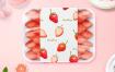 13款美味甜点蛋糕冰淇淋奶油水果下午茶点心海报PSD分层设计素