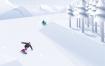 11款创意滑雪天刺激运动冰冷冬天冰雪海报广告PSD分层设计素材