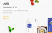 36个高品质的毕业设计美食食品快餐项目优质#ui设计素材#下载