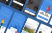 15个Travi旅游UI工具包优质设计素材下载(提供Sketch格式下载)