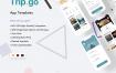 60个旅行旅游现代高级iOS应用UI工具包优质设计素材下载(提供XD和sketch格式源文件)