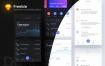 深色主题(暗黑模式)app ui界面设计素材打包下载
