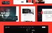现代企业创意设计网站优质设计素材下载(提供PSD、XD格式源文件)