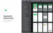 50个比特币数字钱包毕业设计应用app界面UI优质设计素材下载(提供XD和sketch格式源文件)