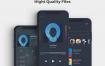 144个高品质音乐应用的iOS UI套件带暗黑模式的优质设计素材下载(提供Adobe XD和sketch格式源文件)